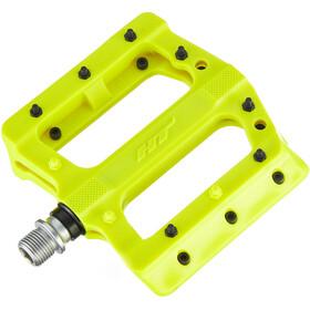 HT Nano-P PA01A Pédales, neon yellow